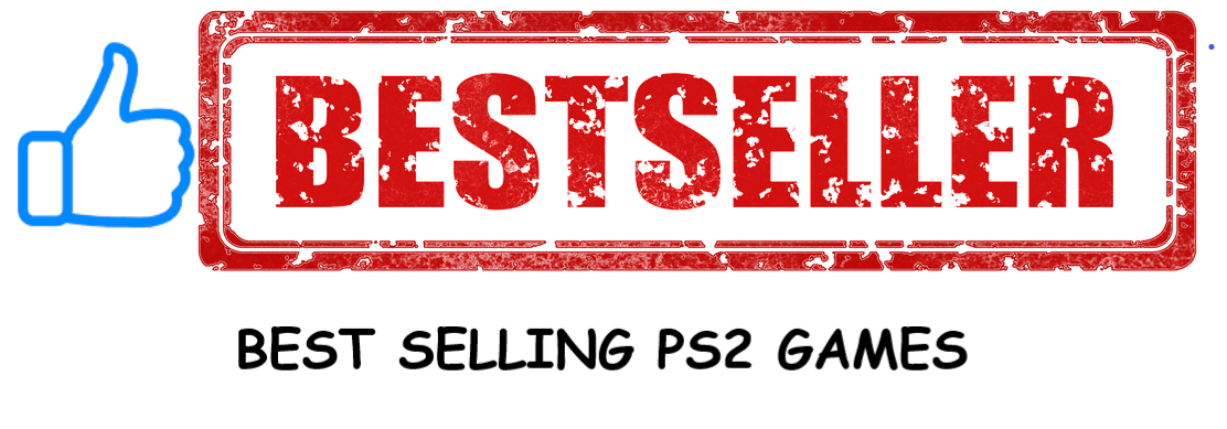 best selling ps2 games
